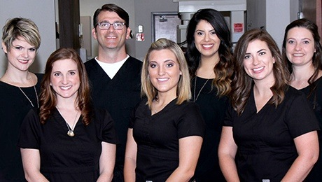 The Ridgepoint Dental team