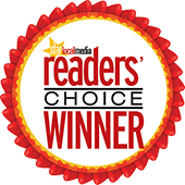 Reader's Choice Winner logo