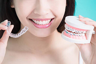 Invisalign and braces comparison